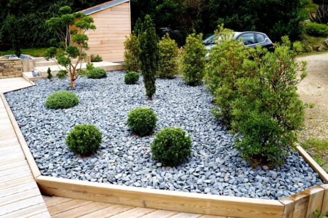 Création d'ambiance de jardin